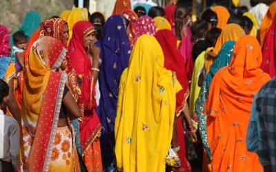 Aufbruchstimmung in Indien